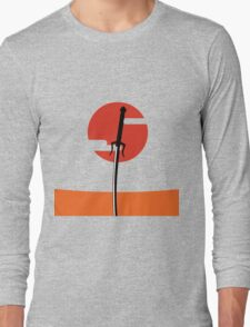 Samurai champloo : logo Long Sleeve T-Shirt