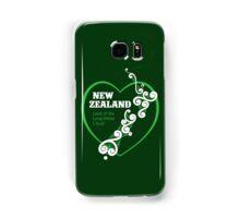 New Zealand Samsung Galaxy Case/Skin