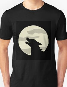 Werewolf Full Moon T-Shirt