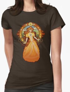 Daisy Nouveau Womens Fitted T-Shirt