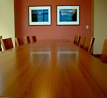 Conference Room - NO NEW BUSINESS by ctheworld