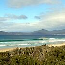 A Beautiful Bruny Day by Graeme  Hyde