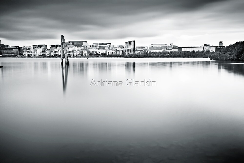 Urban Stillness by Adriana Glackin
