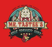 Mr. Tastee's Blue Tornado Bars Kids Tee