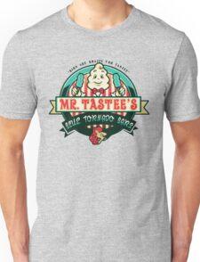 Mr. Tastee's Blue Tornado Bars T-Shirt