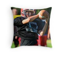 Nice Catch Throw Pillow