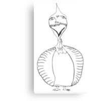 turkey Canvas Print