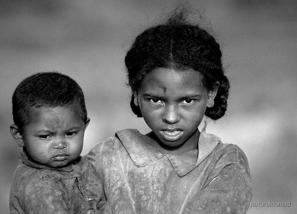 Malagasy Children II by naturalnomad