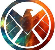 S.H.I.E.L.D by tahliarosemarie
