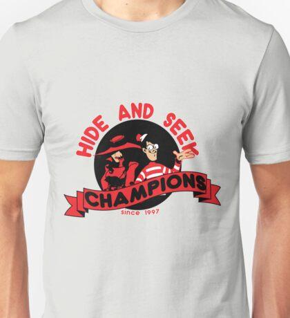 Hide & Seek Champions Unisex T-Shirt