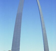 Gateway Arch - (1981) by Dwaynep2010