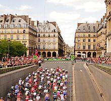 Paris by Eamon Fitzpatrick