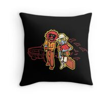This is Muppet Country! Throw Pillow