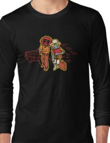 This is Muppet Country! Long Sleeve T-Shirt