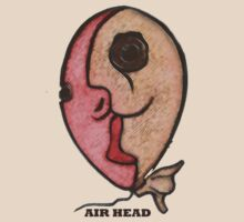 Air Head by gnarlyart