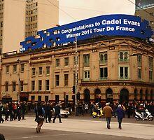 Melbourne by Eamon Fitzpatrick