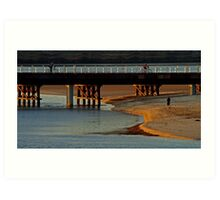 The New Barwon Heads Bridge Art Print