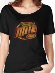 Mudder's Milk Women's Relaxed Fit T-Shirt