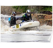 Power boat 077 Poster