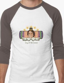 King of the Cosmos Men's Baseball ¾ T-Shirt