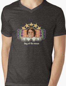 King of the Cosmos Mens V-Neck T-Shirt
