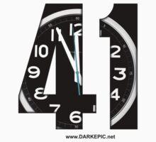 '41' movie 2012 -  One Piece - Short Sleeve