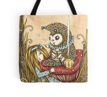You'll Get Used To It In Time Tote Bag
