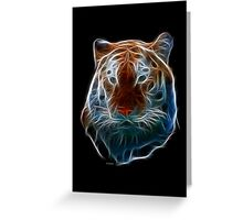 Tiger-by Liane Pinel Greeting Card