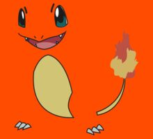 Charmander by SuperSalad82