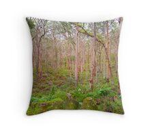 Boranup Karri Forest, Southwest Australia Throw Pillow