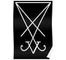 Lucifer Sigil  Poster