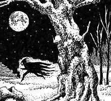 Jack Frost by Barnaby Edwards
