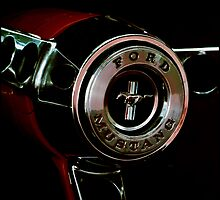 1969 Ford Mustang by ArtbyDigman