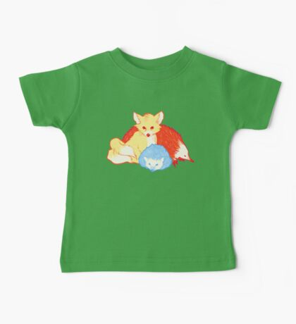 Fast Friends Baby Tee