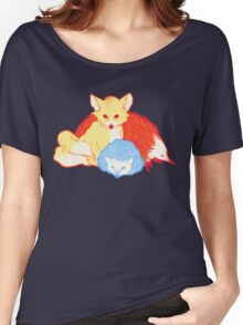 Fast Friends Women's Relaxed Fit T-Shirt