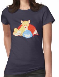 Fast Friends Womens Fitted T-Shirt