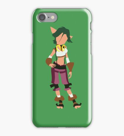 Jak and Daxter - Keira iPhone Case/Skin