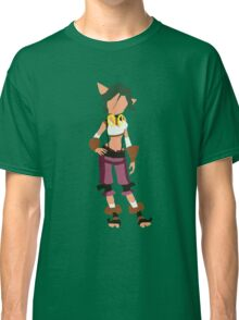 Jak and Daxter - Keira Classic T-Shirt