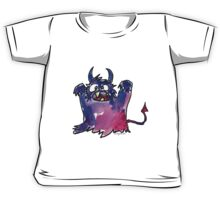 Funny Cartoon Monstar 002 Kids Tee