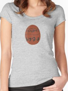 Jak and Daxter - Precursor Orb Women's Fitted Scoop T-Shirt