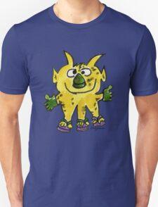 Funny Cartoon Monstar 003 T-Shirt