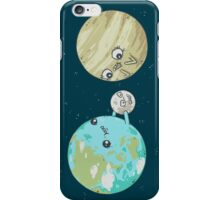 I'd Give you the Moon iPhone Case/Skin
