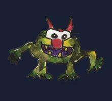 Funny Cartoon Monstar 006 Kids Clothes