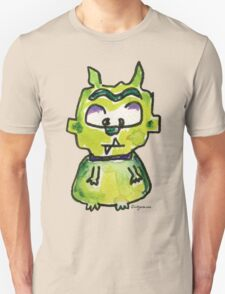 Funny Cartoon Monstar 007 Unisex T-Shirt