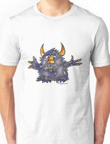 Funny Cartoon Monstar 008 Unisex T-Shirt