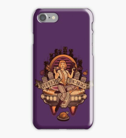 Supreme Being iPhone Case/Skin