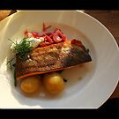 Fish with Potatos by RosiLorz