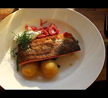 Fish with Potatos by RosiLorz