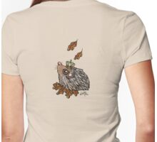 Prickles Womens Fitted T-Shirt