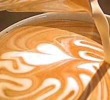 Latte Art by Carlz